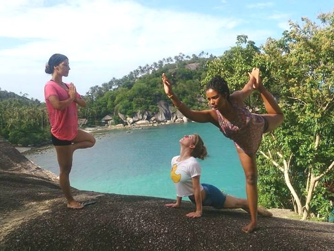 11 Days Tour and Yoga Retreat in Thailand