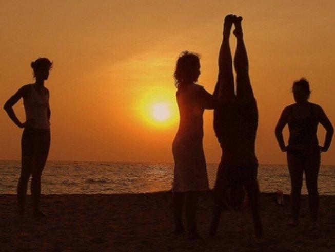 14 jours en stage de yoga et méditation itinérant tout inclus dans le sud du Kérala, Inde