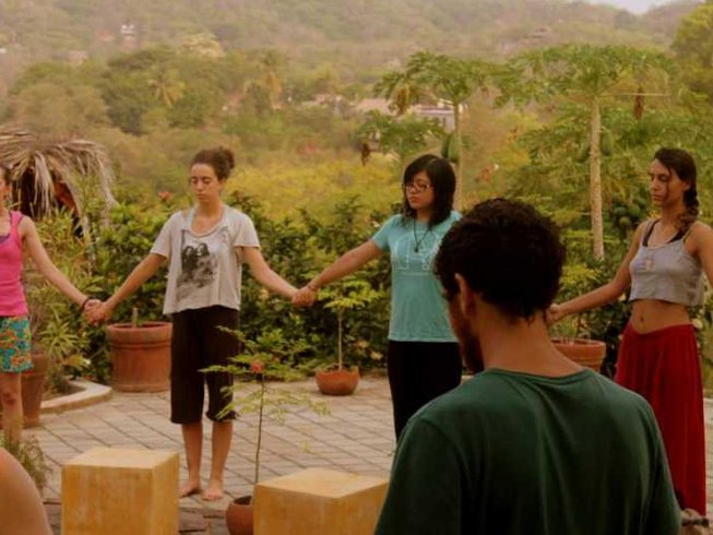 5 Days Compassionate Meditation and Yoga Retreat in Mexico