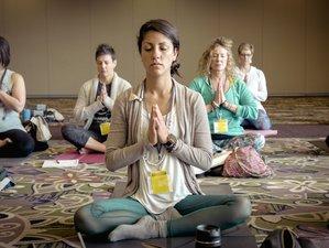 8 Day Himalayan Spiritual Yoga Holiday in Rishikesh