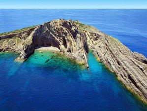 7 Days of Yoga and Sailing around Ibiza and Formentera