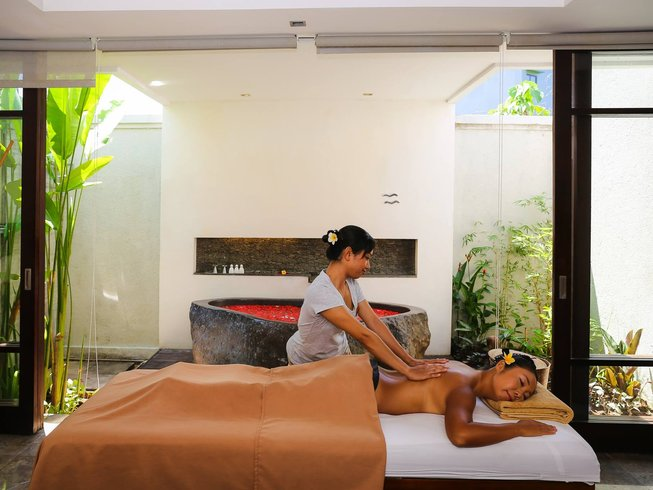 4 Days Luxurious Wellness and Yoga Holiday in Bali