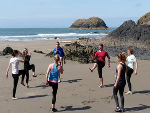 3 Days Health & Wellness Weekend Retreat in Pembrokeshire, UK