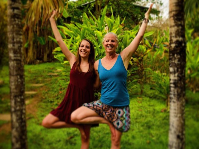 7 Days Meditation and E Yoga Retreat in Costa Rica