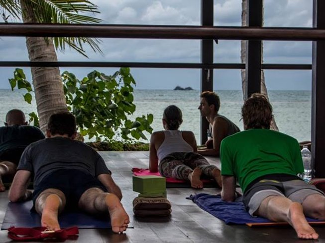 15 Days 100-Hour Yoga Teacher Training in Thailand