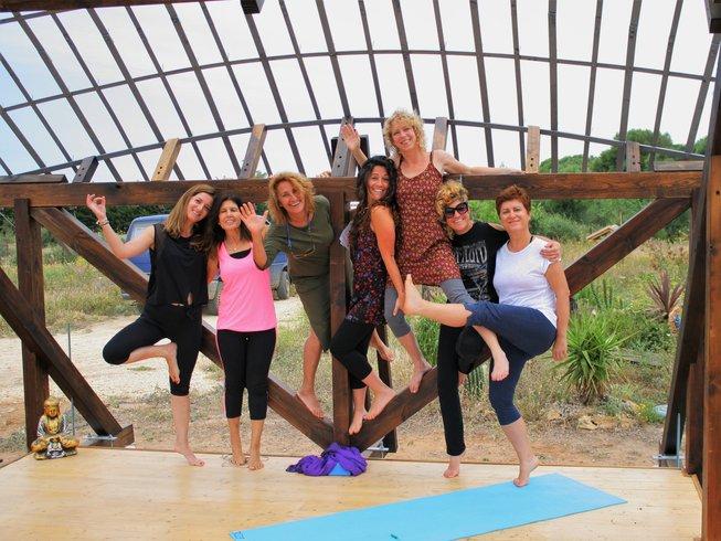 2 días retiro de yoga Flow dinámico y masaje terapéutico en El Palmar, España