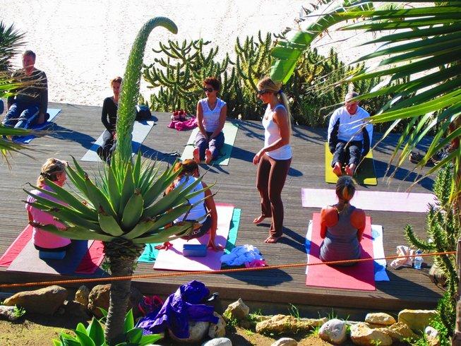 11 Days 64Hr Creative Yoga Teacher Training Portugal