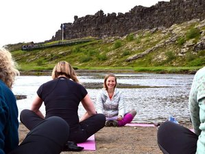 7 Days Wellness and Yoga Retreat in Iceland
