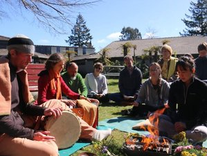 3 Days Inner Fire Yoga Retreat Taupo, New Zealand