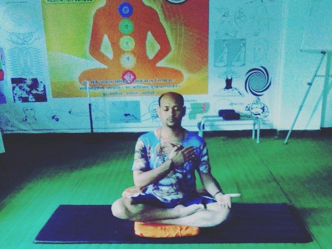28 Days 300-Hour Meditation Teacher Training in Rishikesh, India