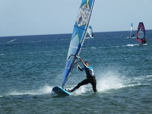 6 Days Exciting Windsurf Camp in Kefalos, Greece