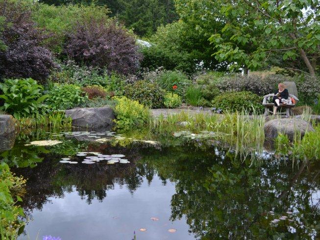 6 Tage Meditation und Yoga Urlaub in Britisch Kolumbien, Kanada