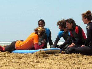 6-Daagse Surf en Yoga Retraite in Marokko