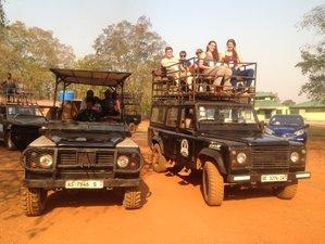 11-Daagse Spannende Tour en Safari in Ghana