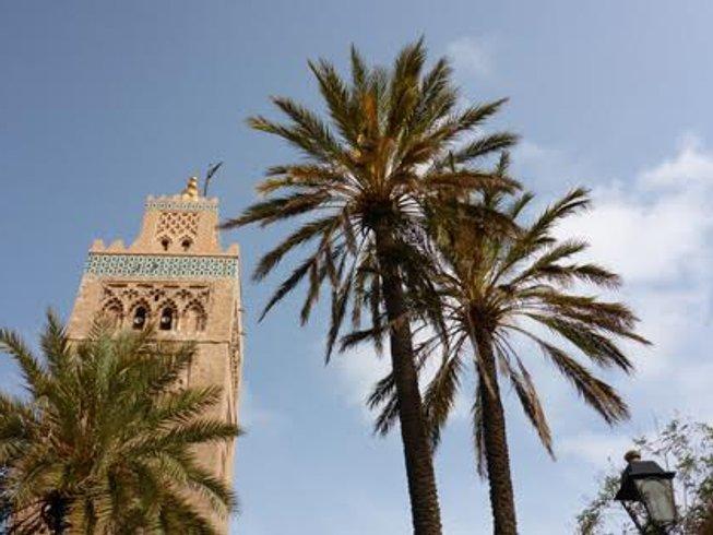 8 Tage Kultur Tour und Yoga Urlaub in Marokko