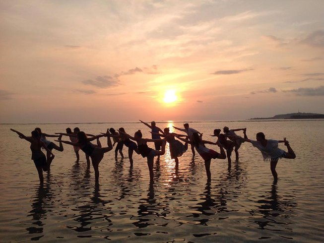 8 Days H20 Yoga, Meditation and Snorkeling Retreat in Bali