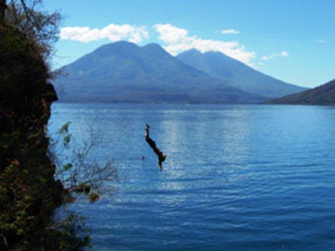 28-Daagse Yoga Retraite in Mexico & Guatemala