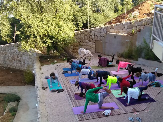 3 Days Reiki and Yoga Retreat in Lebanon