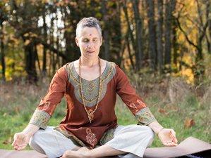 7 Days Meditation and Yoga Retreat in Kerala, India