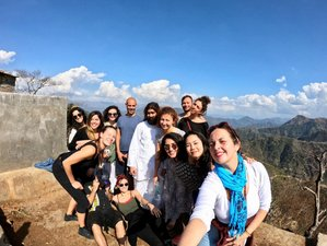 26 Day 200hr Yoga Teacher Training with Naturopathy and Emotional Rebalancing in Rishikesh