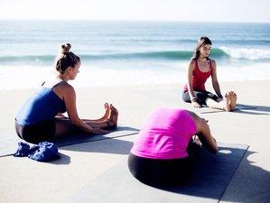 8 días de retiro de yoga y escalada en roca en Sintra, Portugal