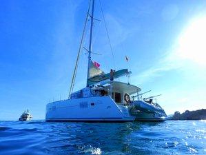 6 Tage Yoga Segel Retreat auf der Blauen Adria, Kroatien