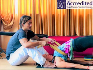 31 Day 800hr IAYT Accredited Yoga Therapy Teacher Training Course Level I in Rishikesh, Uttarakhand