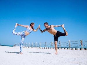 8 Days Unwind Yoga Holiday with Coral Planting in Maafushi, Maldives