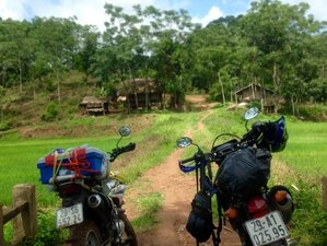 4 Days Vietnam Off-road Motorbike Tour from Hoi An to Hue