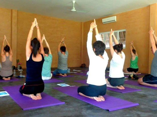 3 Days Cleansing Yoga Retreat Cambodia