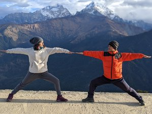 11 Day Thrilling Yoga, Meditation, and Trekking Holiday in Nepal
