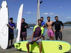 6 Days Surf Camp in Tamarindo, Costa Rica