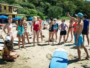 6-Daagse Bootcamp, Surf en Yoga Retraite in Playa Maderas, Nicaragua