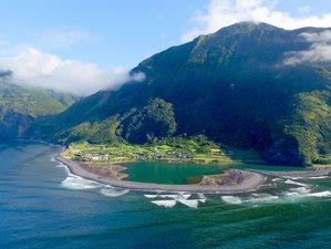 7 Day Surfing, Meditation, and Yoga Holiday in São Jorge Island, Azores