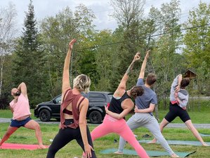 7 Day Meditation, Food, and Yoga Retreat - Post Pandemic Healing in Parry Sound, Ontario