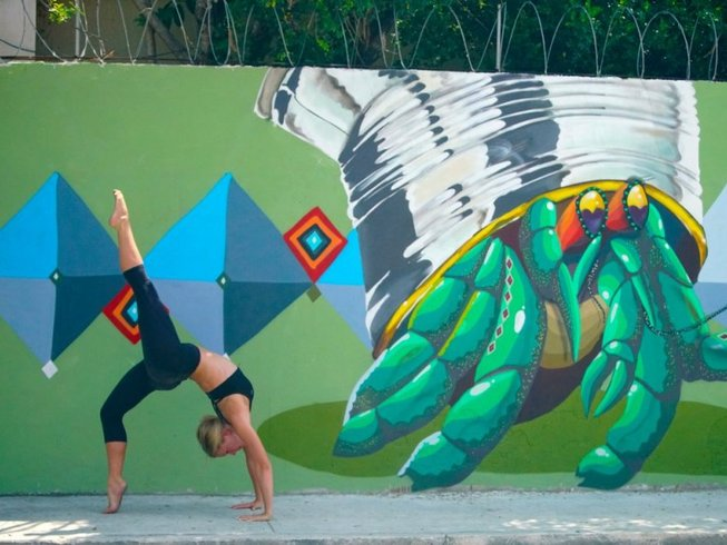 8 Days Unplugged Yoga Retreat in Mexico