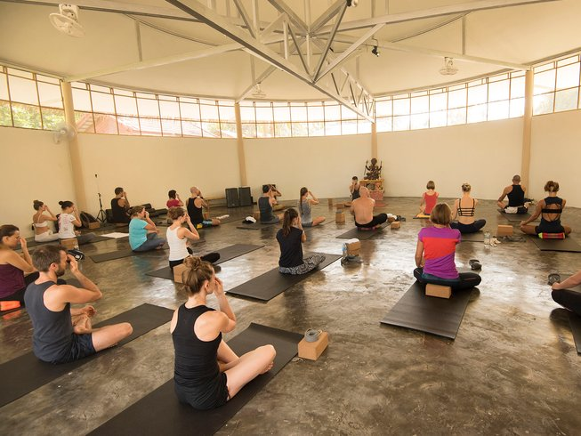 12 Tage Reinigender Detox und Yoga Urlaub auf Koh Phangan, Thailand
