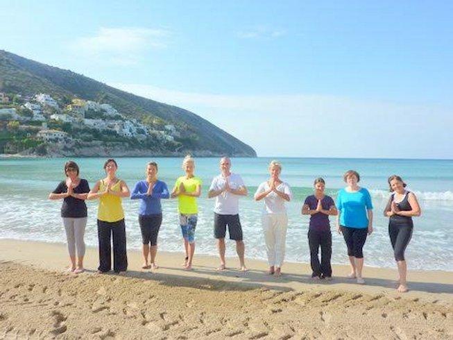 7 días retiro de yoga y meditación en España