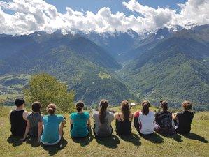 7 Days Embody Your Yoga and Meditation Holiday in Svaneti, Georgia