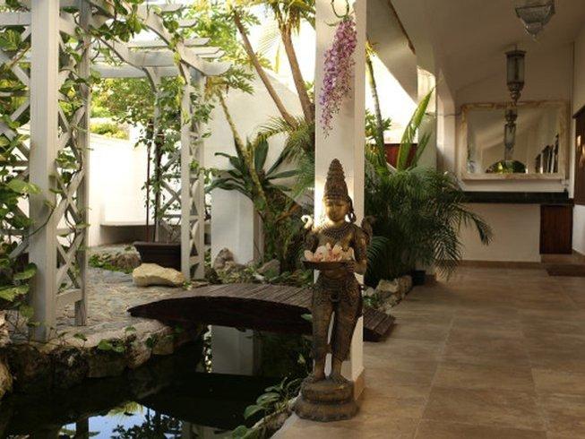 8 Tage Neujahrs Bikram Yoga Urlaub in Quintana Roo, Mexiko