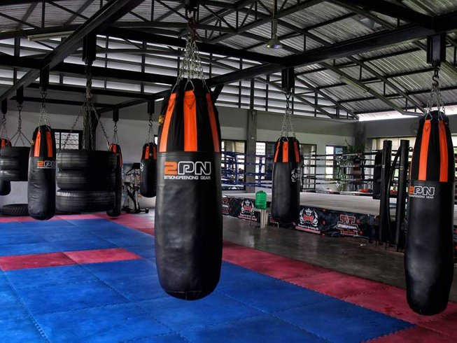 1 Month All Inclusive Muay Thai in Bangkok, Thailand
