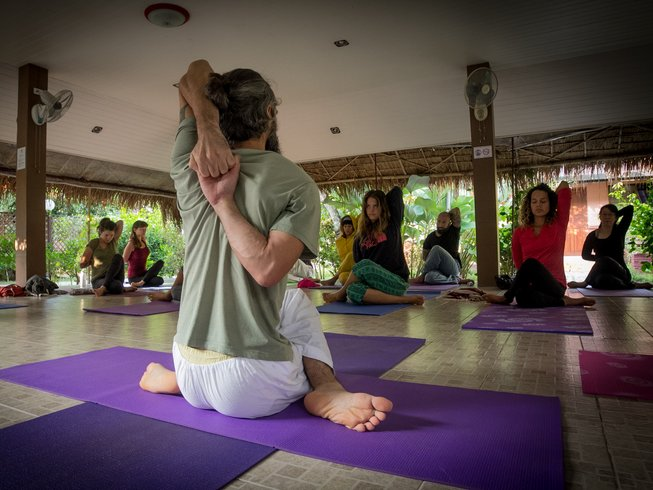 27 Days 200-Hour Classical Yoga Teacher Training in Chiang Mai, Thailand