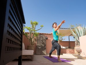 4 Days Yoga and Chill-out Retreat in Marrakech, Morocco