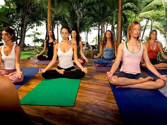 8 Tage Erneuern Sie Ihre Kraft Yoga Retreat für Frauen in Santa Teresa, Costa Rica