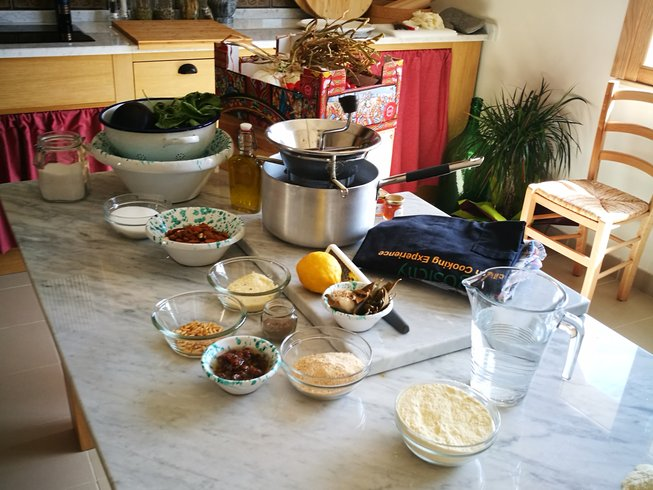 2 Days Food Tours and Hands On Cooking Vacations in Sicily, Italy