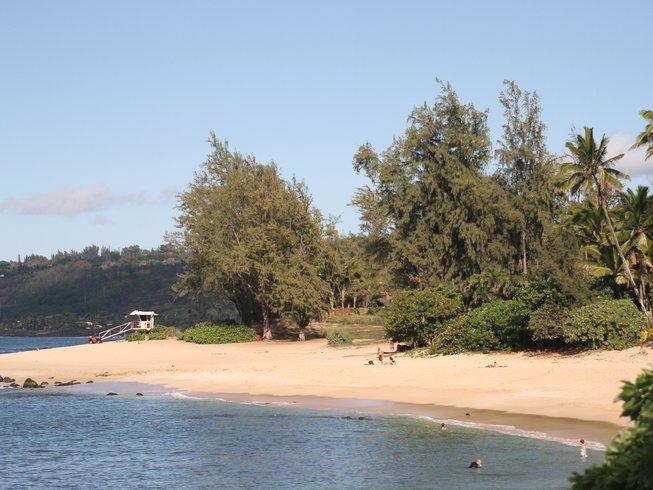8 jours en stage de yoga, surf et randonnée au North Shore de Oahu, Hawaï