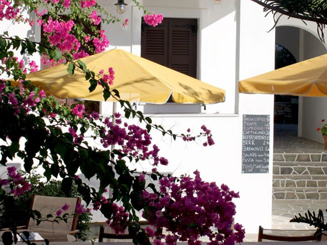 8  Days Solo Mandala Yoga Retreat in Paros, Greece