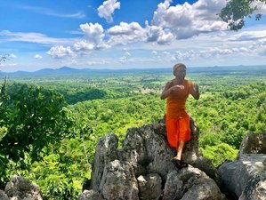 28 Days Detox for Weight Loss, Muay Thai, Fitness Yoga and Meditation Camp in Phetchabun, Thailand