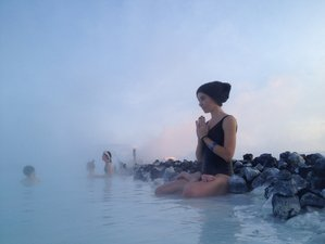 6 Days New Year Meditation Yoga Winter Retreat in Iceland