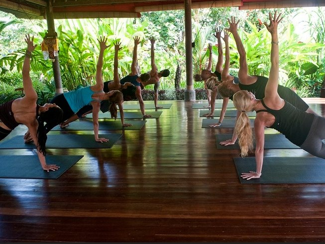 14 Days Two 50-Hour Module Yoga Training in Bali